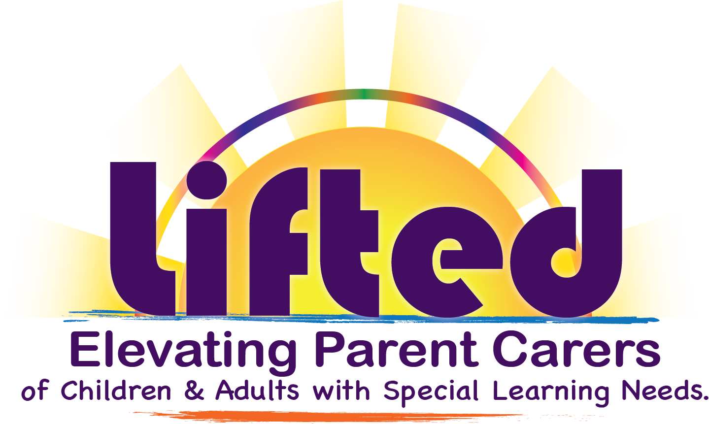the Lifted Carers' Centre logo