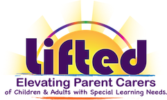 Lifted Carers' Centre Logo
