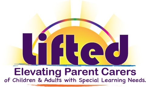 Lifted Carers' Centre Retina Logo