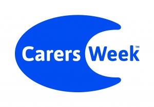 The official Carers Week logo | source: www.carersweek.org