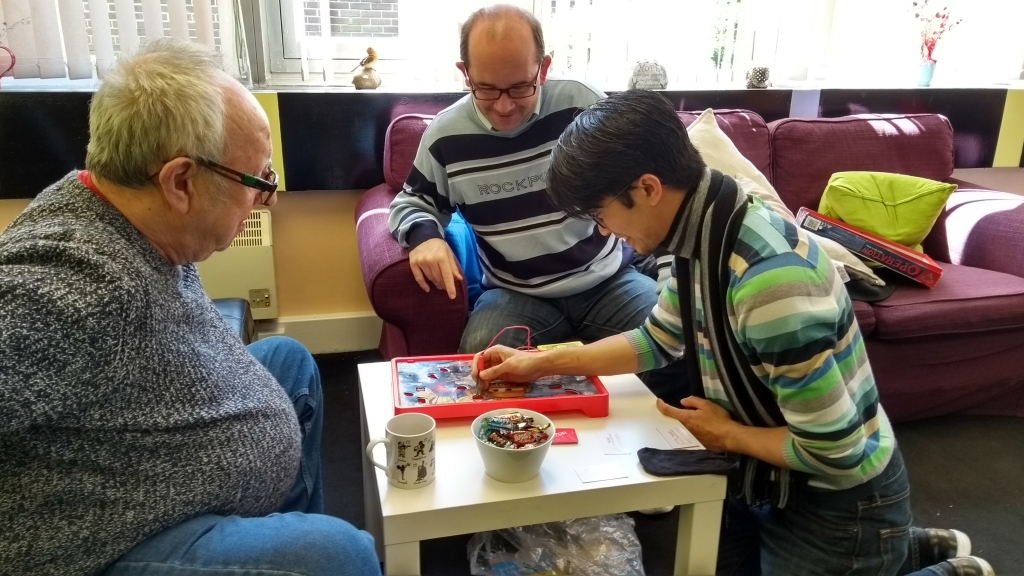 Board Game Days at Lifted Carers' Centre