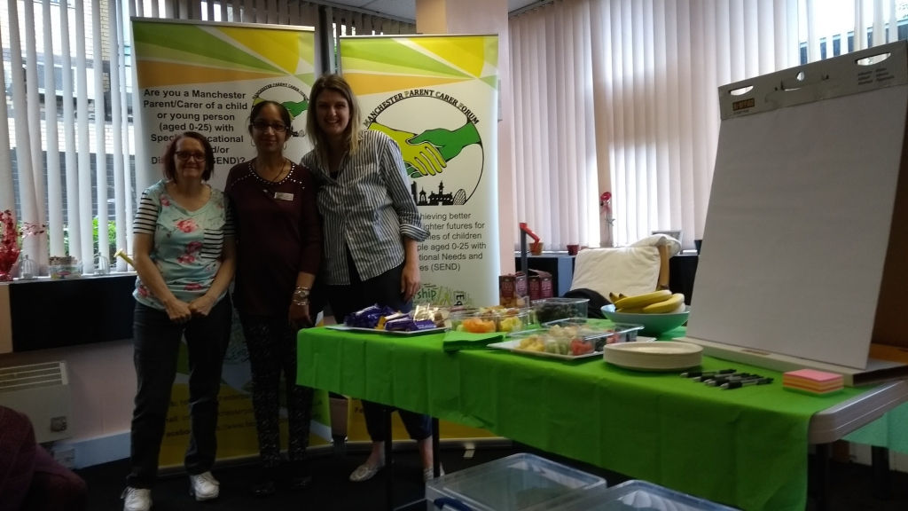 photo from June's MPCF Coffee Morning at the centre | Lifted Carers Centre