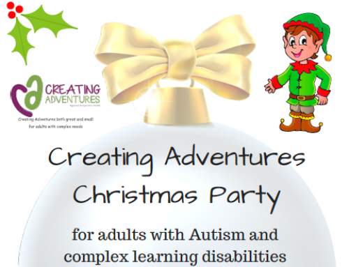 Information Sharing : Creating Adventures Autism-Friendly Christmas Party