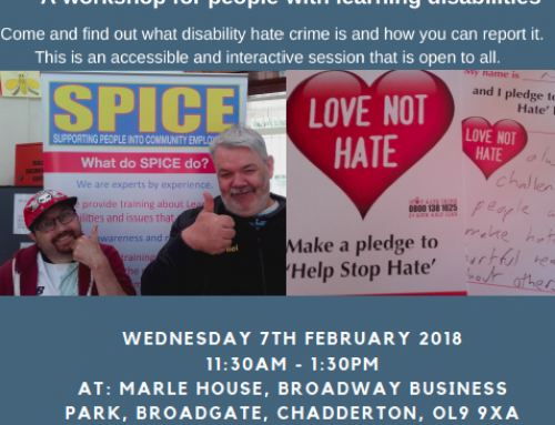 Information Sharing: Hate Crime Awareness Event