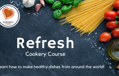 'Refresh' Cookery Course | Image credits: Bounceback Food