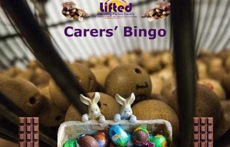 Lifted Carers' Chocolate Bingo 2018 teaser | original image from pixabay.com
