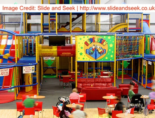 Free Play Session at Slide and Seek (Hyde)