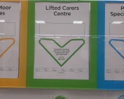 Lifted is a nominee for Asda Wythenshawe's Green Token programme (January-March 2020).