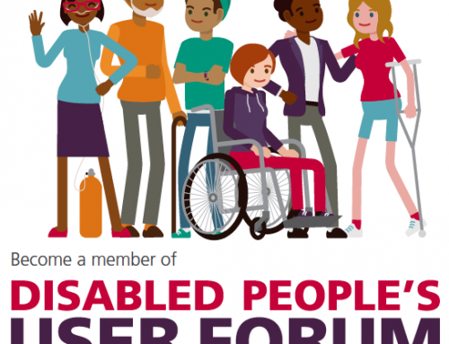 Disabled People's User Forum
