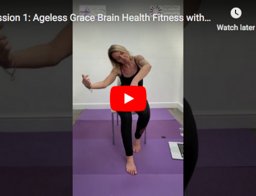 Brain Health Fitness with Ageless Grace UK