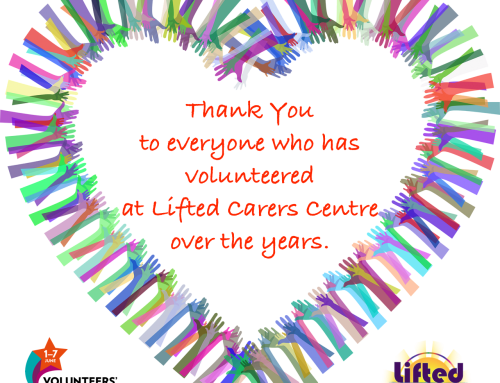 A Message of Thanks on Volunteer's Week