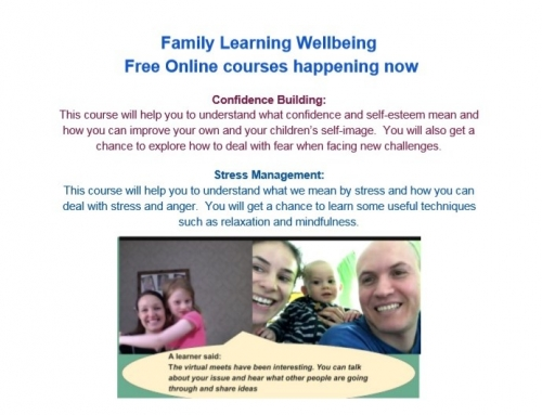 Free Family Learning Courses